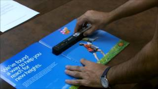 GENX Handy Scanner - الماسح الضوئي من جنكس