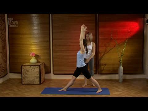 Йога для красивой и здоровой груди. Yoga for healthy and beautiful breast.