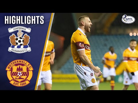 Kilmarnock Motherwell Goals And Highlights