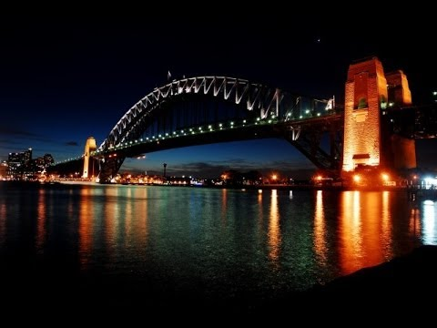 The Widest Bridge In The World / Sydney Harbour Bridge / Australia