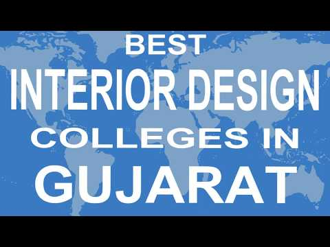 Best Interior Design Colleges And Courses In Gujarat Youtube