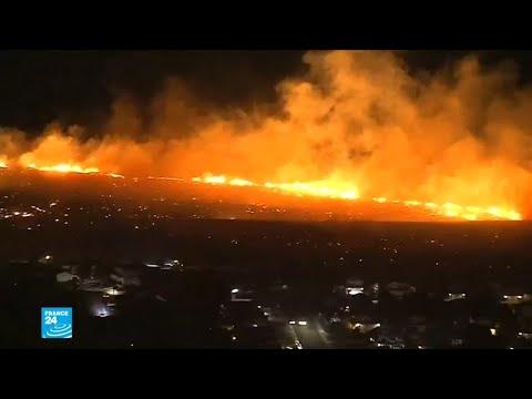 عشرات القتلى ومئات الجرحى في حرائق كاليفورنيا!!  - نشر قبل 2 ساعة