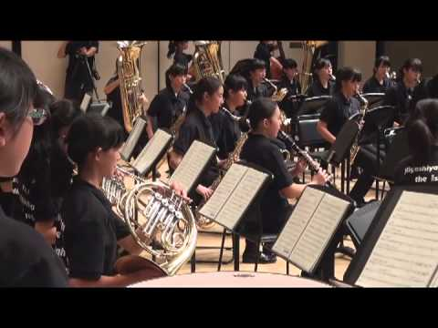 Die Zirkusprinzessin Selection from the operetta~東大和市第一中學 吹奏部