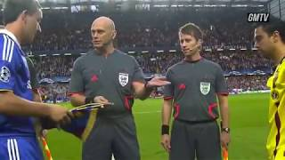 Chelsea vs Barcelona 2009 the SHAMEFUL Match that shocked World of Football