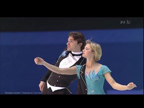 """[HD] Berezhnaya & Sikharulidze """"Charlie Chaplin Medley"""" 2000/2001 GPF Round 1 FS  - Елена Бережная.."""