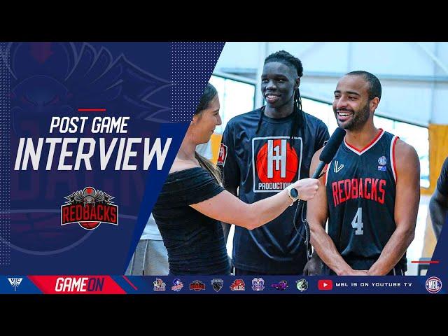 Post Game Interview Round 7: Redbacks