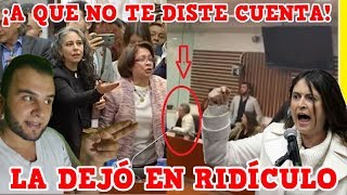 😡OBSERVA porque Paloma Valencia ENFURECIÓ😡, Comisión de Paz. -Mr. Carvajalino
