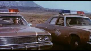 THE CAR (1977, trailer) James Brolin
