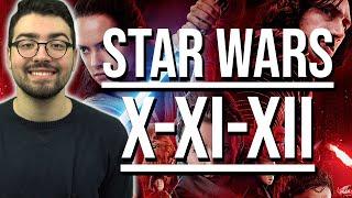 STAR WARS: LES ÉPISODES 10, 11 ET 12