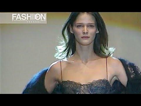 LA PERLA Fall 2002 2003 Milan – Fashion Channel