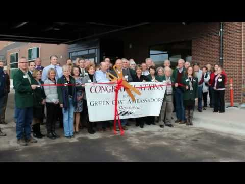 Ribbon Cutting Ceremony at Bozeman Deaconess Hospital