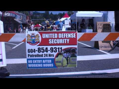 United Defense Security