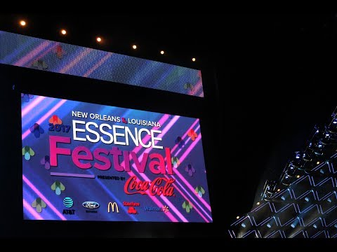 Listen to Tweet LIVE from the 2017 Essence Music Festival in New Orleans