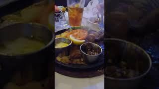 Fajitas at Superior Grill Restaurant