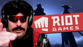 DrDisrespect Reacts to Riot Games: Project A