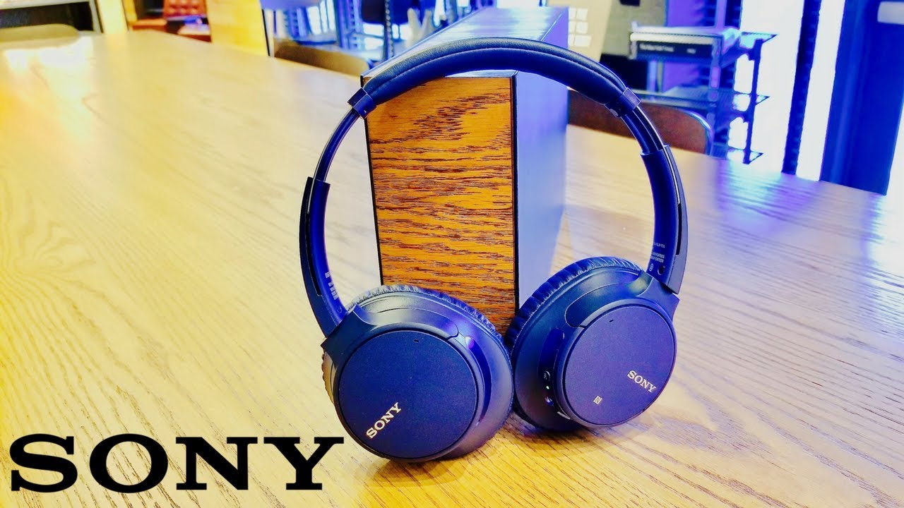 Sony WH-CH700N Wireless Headphone