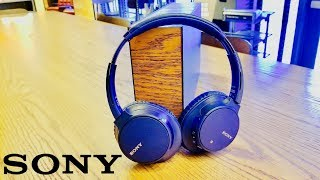 Sony WH-CH700N Wireless Noise-Canceling Headphones Review