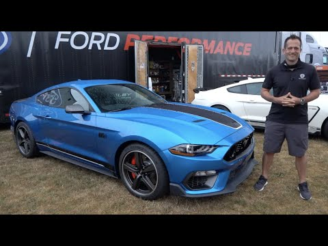 Is the 2021 Ford Mach 1 more than just a rebadged Mustang Bullitt?