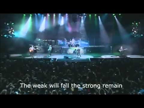 Scorpions  No pain No gain - lyrics