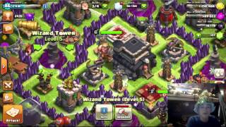 Advent Calendar Day 18 // Removing New Christmas Tree Clash of Clans