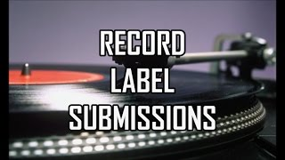 What major labels look for!