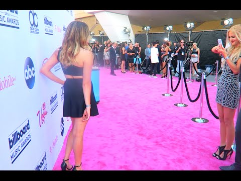 what the red carpet is REALLY like