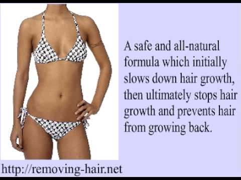 Best pubic hair removal option
