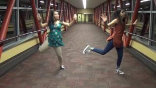 Khulke Dulke Dance Masti by Sania & Jasmine (Desi Swag)