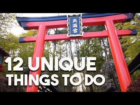 Off The Beaten Path | Nikko Japan