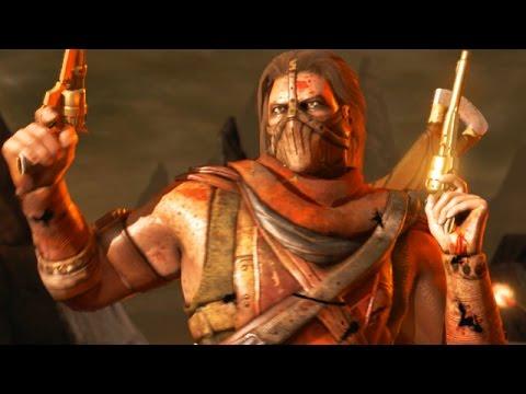 """THE SONICFOX FINISH! - Mortal Kombat X """"Erron Black"""" Gameplay"""