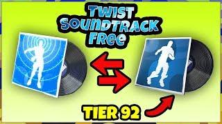 Get TIER 92 ITEM *INSTANTLY* (Twist Remix) Fortnite Season 7 Hack!