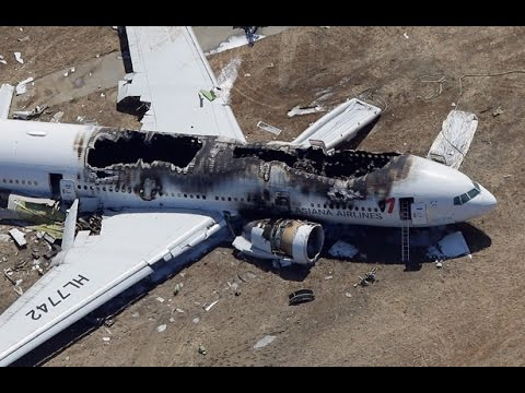 TOP 10 PLANE Crash Lone SURVIVORS of XXI century