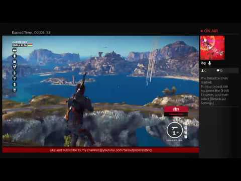 Viking Plays - Just Cause 3: A Day In The Life Of A Revolutionary w/ Commentary