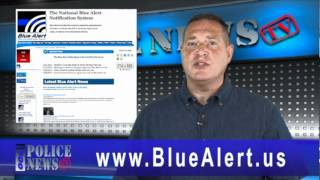 Blue Alert National Notification System - Call to Action