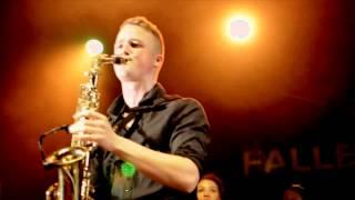 Saxophone solo live @LaCigale