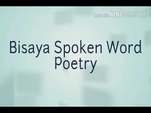 Bisaya Spoken Word Poetry