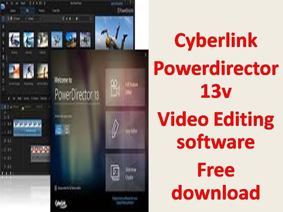 Cyberlink powerdirector 12 free download full version for windows.