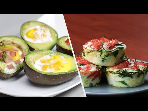 8 Quick And Healthy Breakfast Recipes • Tasty thumbnail