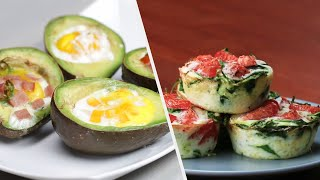 8 Quick And Healthy Breakfast Recipes  Tasty