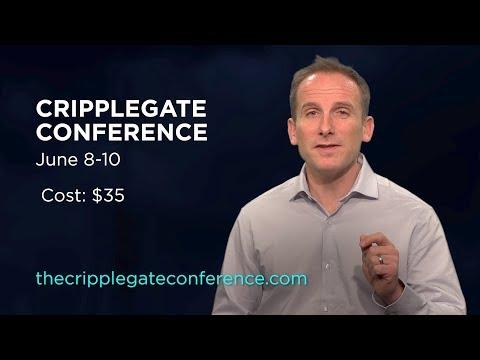 Cripplegate Conference (Apr 22, 2018)