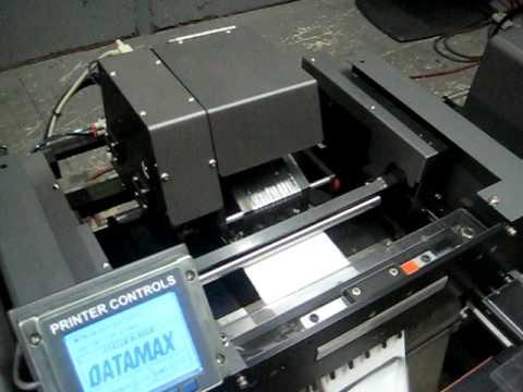 2008 MAX IP Bagger Printer Combo