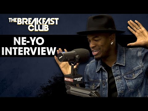 NeYo On Why We Need R&B Music, New Album Good Man + More