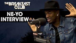 Ne-Yo On Why We Need R&B Music, New Album