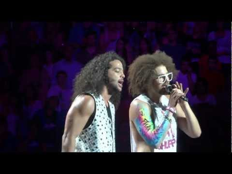 LMFAO YES  Montreal 2011 HD 1080P