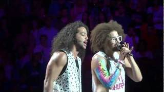 LMFAO YES Live Montreal 2011 HD 1080P