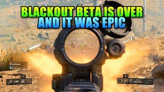 COD BO4 Blackout PC Beta Review – Other Battle Royales Should Be Scared