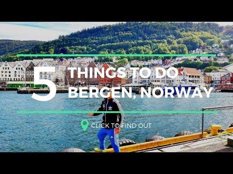 Top 5 Things to do in Bergen, Norway II Travel Guide II Scandinavian Tour-2