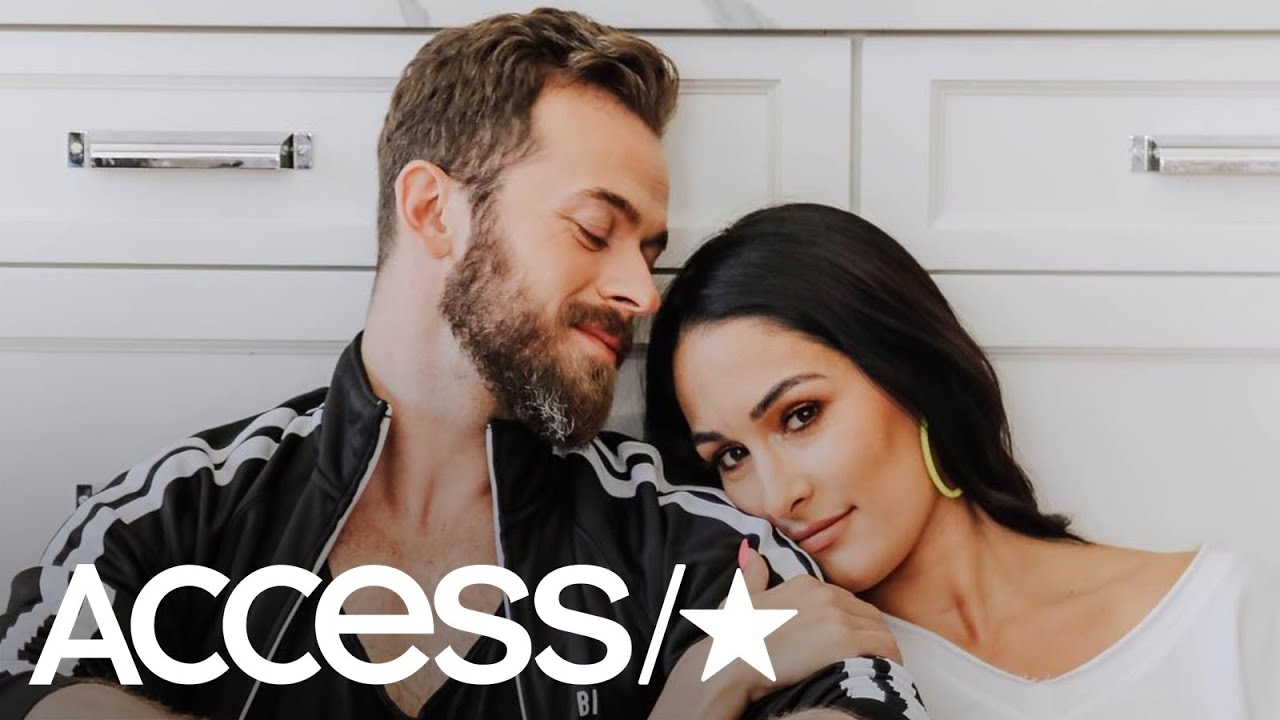 Nikki Bella Leaps Into Artem Chigvintsev's Arms Upon Their Reunion: See The Romantic Moment!