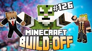 Minecraft Build Off #126 - JOOST EN PASCALL ZIJN STOM!
