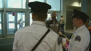 Do armed security guards endanger public safety?